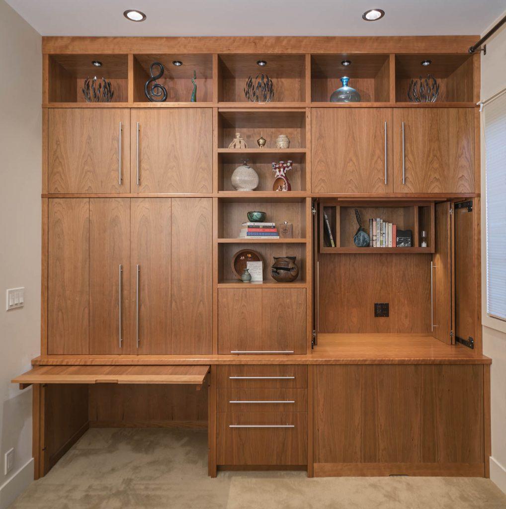 Smith Built-in Desk